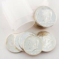 2000 Kennedy Half Dollar Roll of 20 - SILVER PROOF