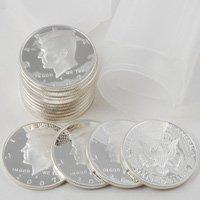 2007 Kennedy Half Dollar Roll of 20 - SILVER PROOF