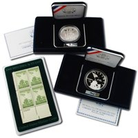 Marine Coin & Stamp Commemorative Collection - Proof