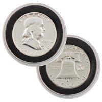 1959 Franklin Half Dollar - SILVER PROOF