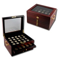 2007-2008 Ultimate Presidential Dollars with Display Chest
