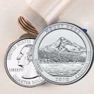 2010 Mt. Hood Quarter Roll - Philadelphia Mint - Uncirculated