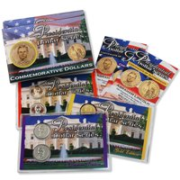 2010 Presidential Dollars - Precious Metals - Abraham Lincoln