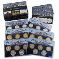 2010 National Parks Quarter Mania Uncirculated Set - Ultimate (6 Sets)