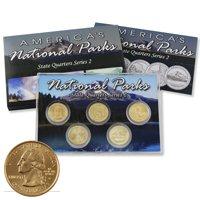 2010 National Parks Quarter Mania Set - Gold Denver