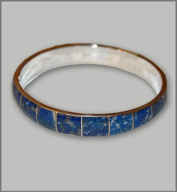 Lapislazuli Bangle