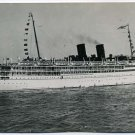 Iroquois Passenger Steamship Vintage Real-Photo PC Circa 1912