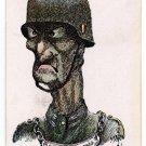 12-RARE WWII NAZI FREE FRENCH PROPAGANDA CARDS DEBARRE