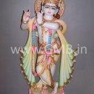 """Beautiful Lord Krishna from Marble 27"""" KSN27002"""