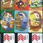 Hong Kong Phonecard : Warner Bros Cantoon x 6 Pieces