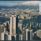 Hong Kong Postcard : Victoria Harbour New Scene + Victoria Harbour Old Scene x 2 Pieces