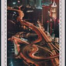 Hong Kong Postcard : Eastern Corridor at Night x 2 Pieces