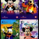 Hong Kong MTR Train Ticket : Disney Family Pack