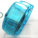 UNISEX  Bracelet watch Light blue