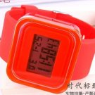UNISEX  Bracelet watch RED