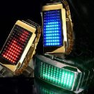 UNISEX Japanese LED WATCH Black CASE