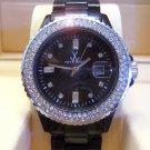 Ladies' Fantastic shiny stone watch- white st17