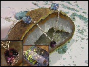 Dicro Bead Necklace
