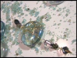 Black & Crystal Charmed Treasures