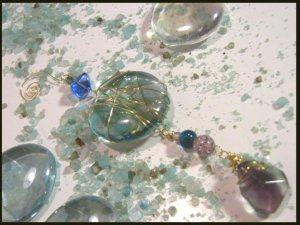 Rainbow Flourite Charmed Treasure