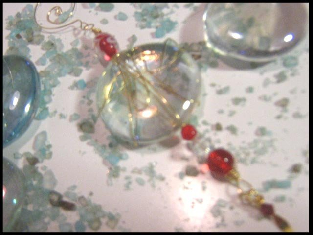 Red & White Charmed Treasure
