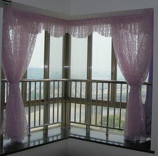 20' (6 meter) Remote Control Electric Window Curtain Dual Tracks with timer