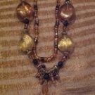 Wellspring Prosperity Tachyon Resin Necklace
