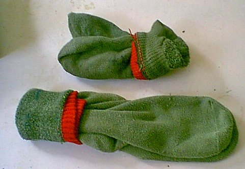 2 pairs BSA Scout Socks 1 short, 1 long hiking pair