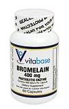 Bromelain 400mg SV1149   60 Capsules