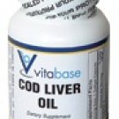 Cod Liver Oil  100 Softgel Capsules - SV852