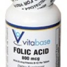 V2530 Folic Acid  100 Tablets