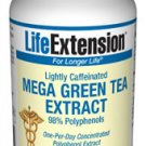 LIGHTLY CAFFEINATED MEGA GREEN TEA EXT 98% POLYPHENOLS 100 V