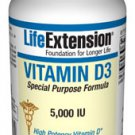VITAMIN D3 5000 IU 60 SOFTGELS