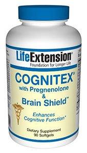 Cognitex® with Pregnenolone & Brain Shield� 90 softgels