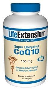 Super Ubiquinol CoQ10 - 100 mg 60 softgels