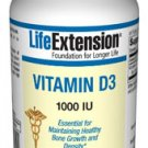 Vitamin D3 1,000 IU 90 softgels
