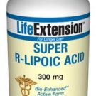 Super R-Lipoic Acid - 300 mg 60 vegetarian capsules