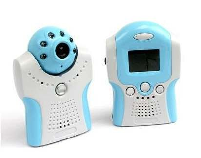 Wireless Baby Monitor 1.8 Inch TFT LCD Screen