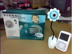 2.5 Inch Wireless Baby Monitor