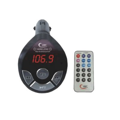 Car MP3 Player and 2GB Flash Drive with FM Transmitter
