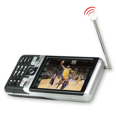 Quad Band 3.0 Inch Touch Screen Display Cell Phone