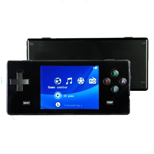 2.8 inch QVGA Game 4GB MP4 Players