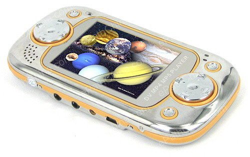 4GB 2.8 inch True Color TFT LCD MP4 with Camera