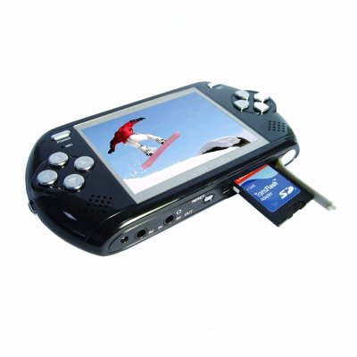 2.8 inch TFT LCD Screen 2GB Game MP4 Player