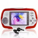 2GB 2.4 Inch MP4 Player with Digital Camera
