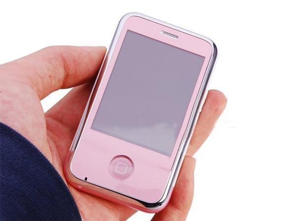 Free Shipping KA08 Unlocked Mini PDA Cell Phone+512 TF Card