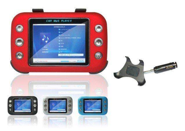 Portable Car  2.4 Inch 2GB MP4 /MP5 Player
