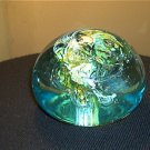 Hand Blown Paperweight