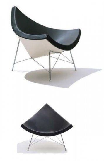 Coconut chair designed by george nelson a reproduction - Coconut chair reproduction ...