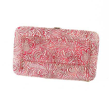 Pink Flat Wallet